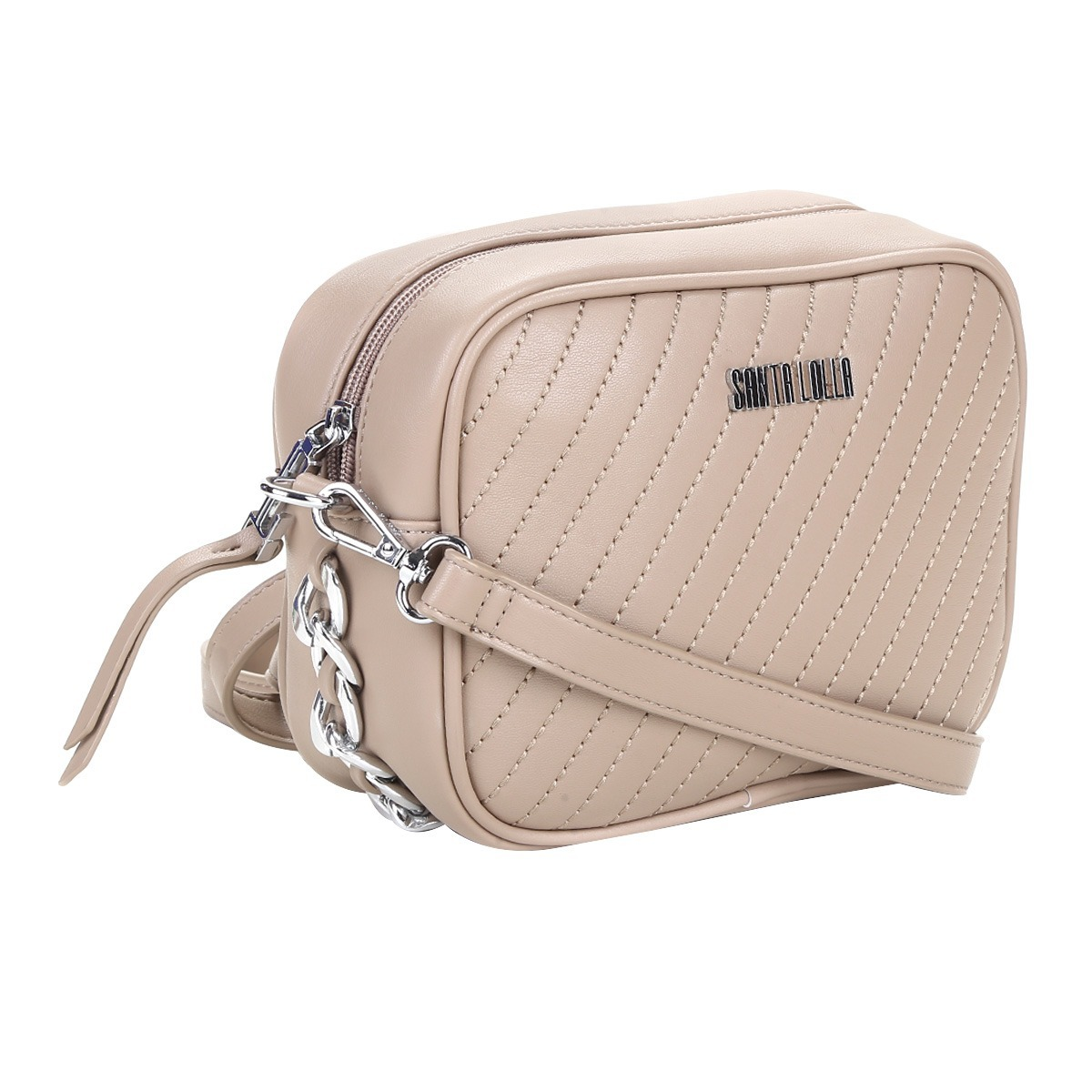 5154c5601 bolsa santa lolla mini bag transversal na cor fendi - 1aed. Carregando zoom.