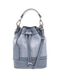 c274a24aa Bolsa Bag Feminina - Bolsas Azul-claro no Mercado Livre Brasil