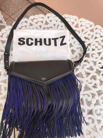 ead059b4f Bolsa Com Franja Com Frete Gratis!!! Femininas Schutz - Bolsas de ...