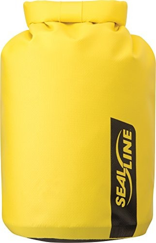 bolsa sealline baja, amarillo, 5 l