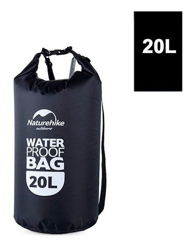 bolsa seca 20l impermeable deportes extremos rafting kayak a
