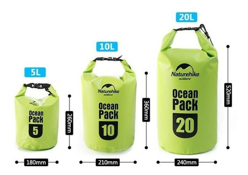 bolsa seca, dry bag, mochila impermeable.