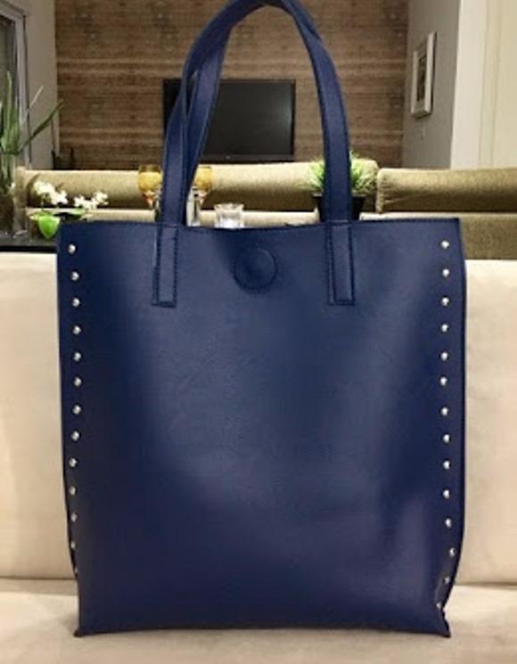 0265ad4bd Bolsa Shopper Saco Sacola Feminina Blogueirinha Promo - R$ 78,00 em ...
