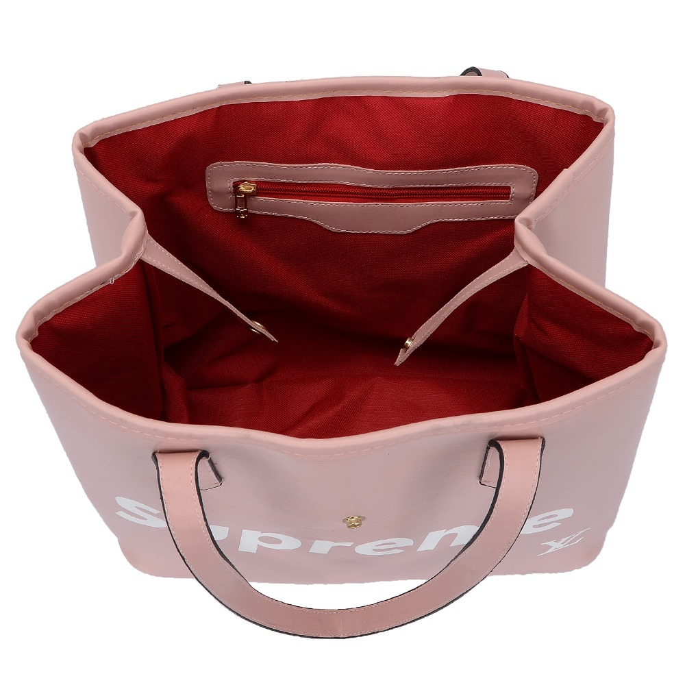 297ebb045 Bolsa Supreme Never Nova Coleção Louis Vuitton Linda - R$ 100,00 em ...