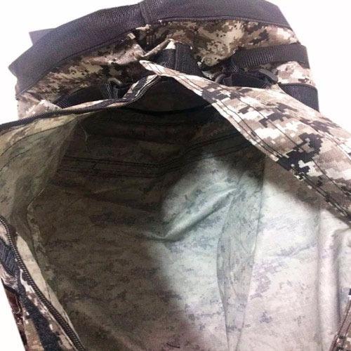 bolsa t-10 militar exército missão viagem mala sacola grande