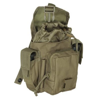 bolsa tactica voodoo tactical dump pouch