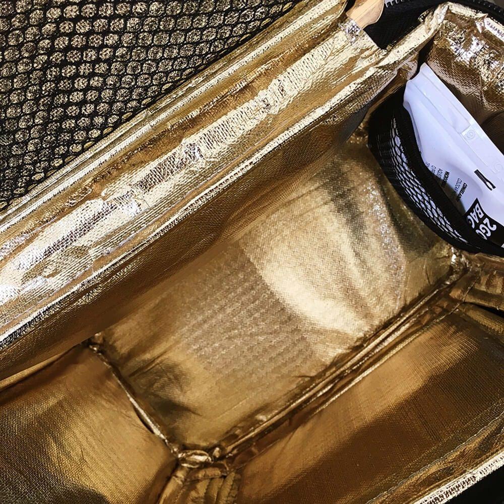 5be38726c Bolsa Térmica 2gobag Fashion Mid + Black :) - R$ 260,99 em Mercado Livre