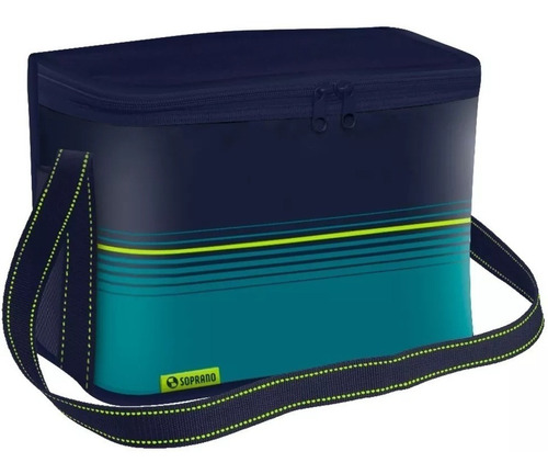 bolsa térmica com alça capacidade 30 litros - soprano