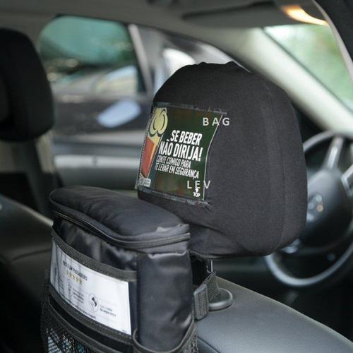 bolsa térmica combo+1gel+1touca de cabeceira+20cards-bag lev