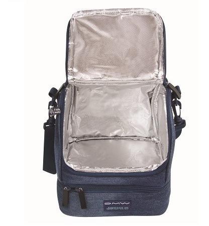 bolsa térmica/ cooler jeans sport dmw- 11100