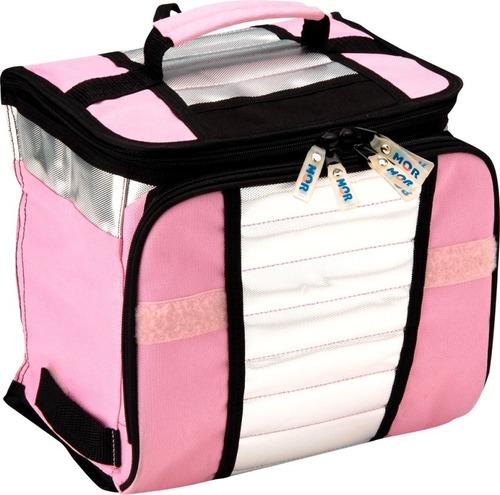 bolsa térmica ice cooler 7,5 litros mor camping impermeável