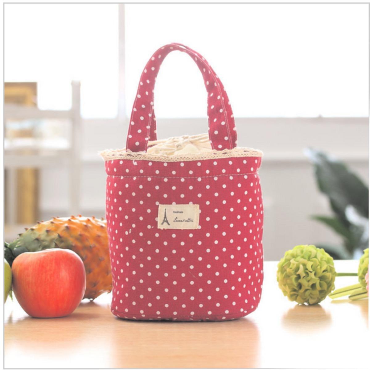 Bolsa Feminina Com Compartimento Para Marmita : Bolsa t?rmica lanches marmita feminina r em