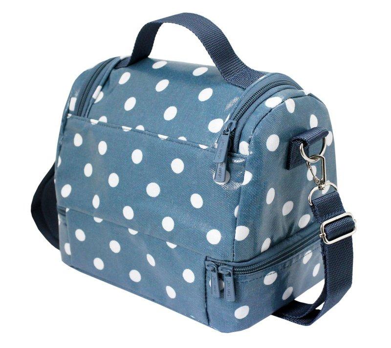 92c4d6a23490b bolsa térmica marmita azul jeans ahl16028 jacki design. Carregando zoom.