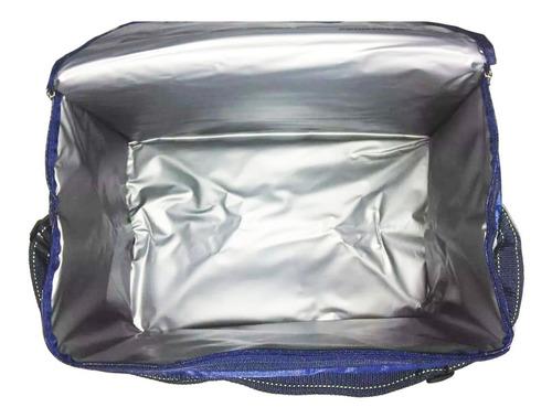 bolsa térmica p carro uber top marlon-2gel-original bag lev