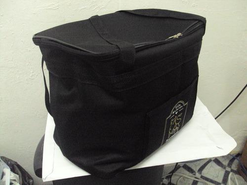 bolsa térmica para brinde cesta de natal - 30 unidades só...