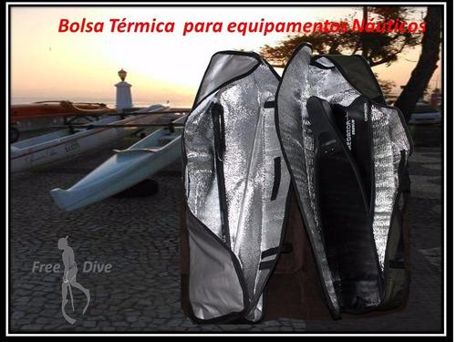 bolsa térmica para equipamentos de mergulho