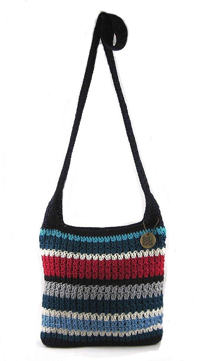 Bolsa The Sak Riviera Crochet Crossbody - 63109 - R$ 695,12 em ...