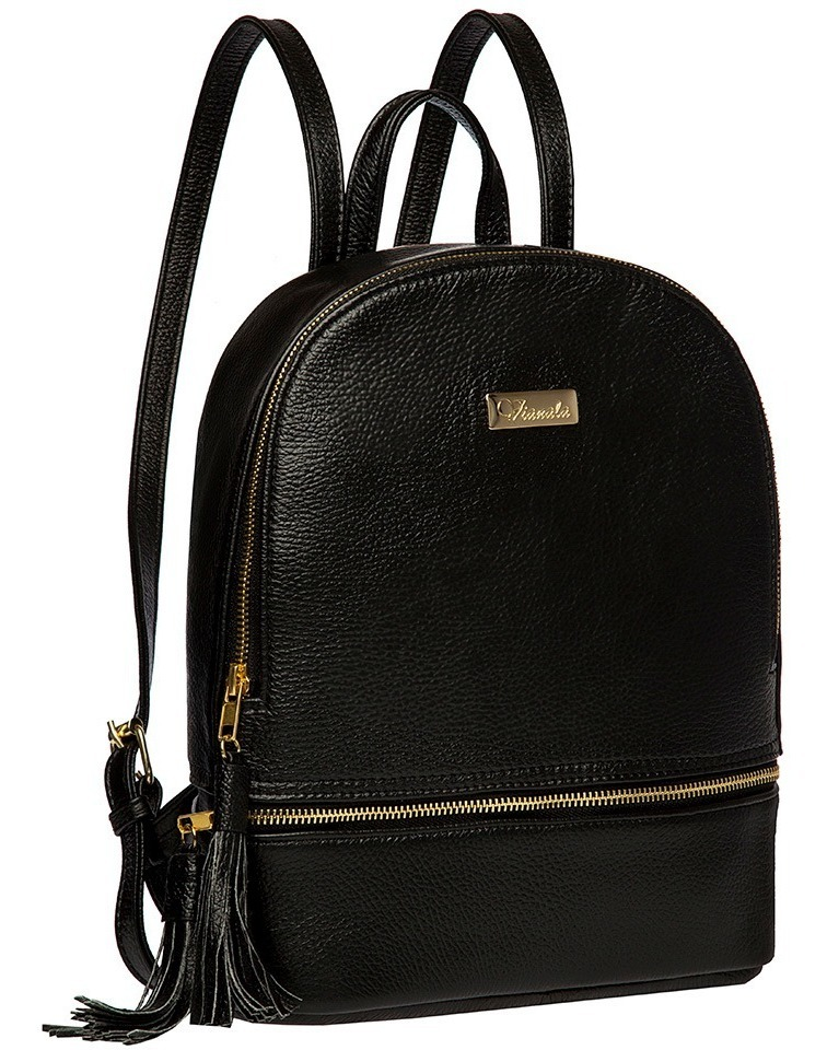 Bolsa Tipo Mochila Backpack 100%piel Genuina Oferta!!!