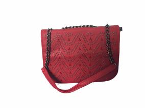 c803363c4 Bolsa Tiracolo Feminina Adidas - Bolsas de Couro Sintético Vermelho ...