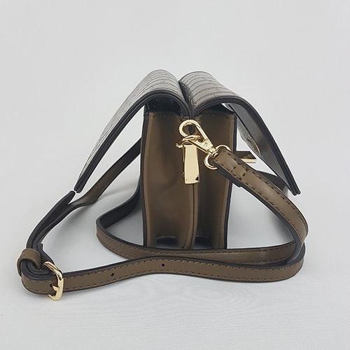 bolsa tiracolo veryrio vr1852 caqui