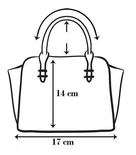 bolsa tiracolo veryrio vr1857 marrom