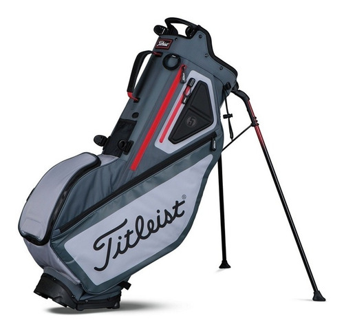 bolsa titleist players 5 grey  envío gratis!    golf center
