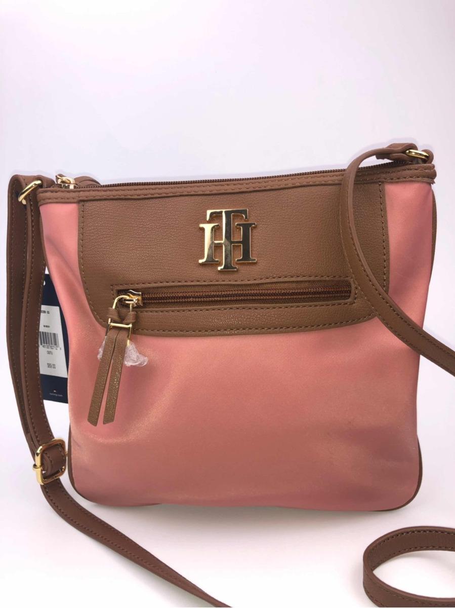 221a246e9 Bolsa Tommy Hilfiger 100% Original - R$ 190,00 em Mercado Livre