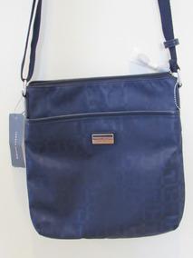 92c6a8eda719 Bolsa Tommy Hilfiger Azul Marinho - Calçados, Roupas e Bolsas com o  Melhores Preços no Mercado Livre Brasil