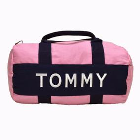 b7c10ff5e Bolsa Tommy Hilfiger Mini Duffle - Bolsas Tommy Hilfiger de Tecido ...