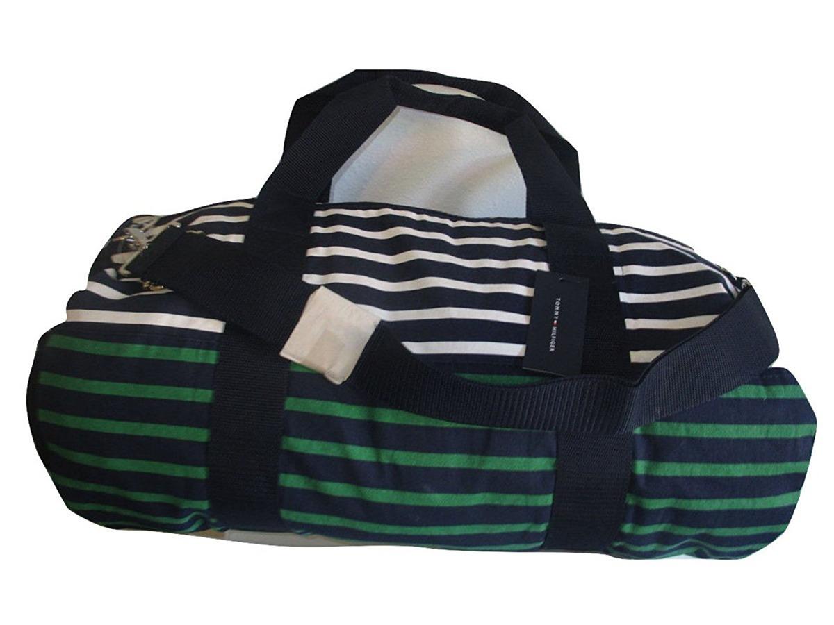 553f70687 Bolsa Tommy Hilfiger Grande (duffle Bag Tommy) - Importada - R$ 334 ...
