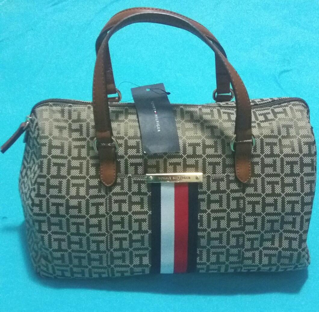 58cd36432 Bolsa Tommy Hilfiger Original Com Etiqueta - R$ 249,00 em Mercado Livre