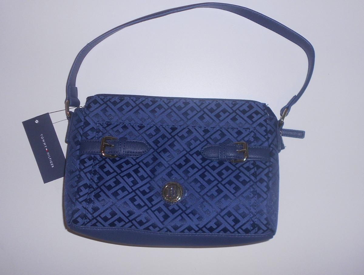 39476a559 Bolsa Top Zip Tommy Hilfiger Original Pequena - R$ 330,00 em Mercado ...