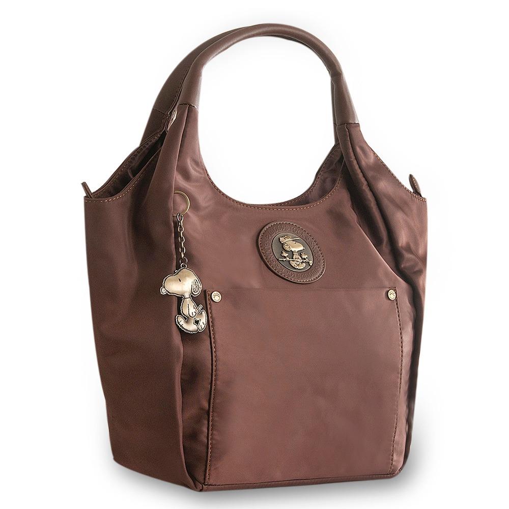 3f59b80548414 bolsa tote bag be fancy snoopy sp6803 café. Carregando zoom.