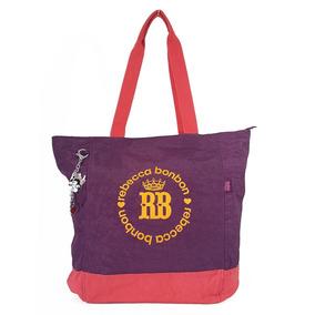 d176fe4da Bolsas Rebecca Bonbon - Bagagem e Bolsas no Mercado Livre Brasil