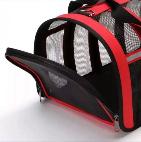 bolsa transportadora mascota viaje
