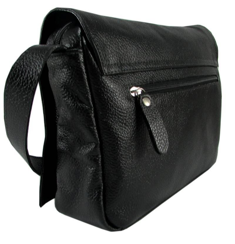 f26da4943 Bolsa Transversal Carteiro Feminina Couro Legítimo - R$ 225,90 em ...