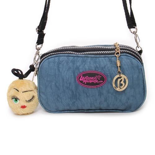 Bolsa Transversal Com Pompom Larissa Manoela - R  69,90 em Mercado Livre c2a18c3a77