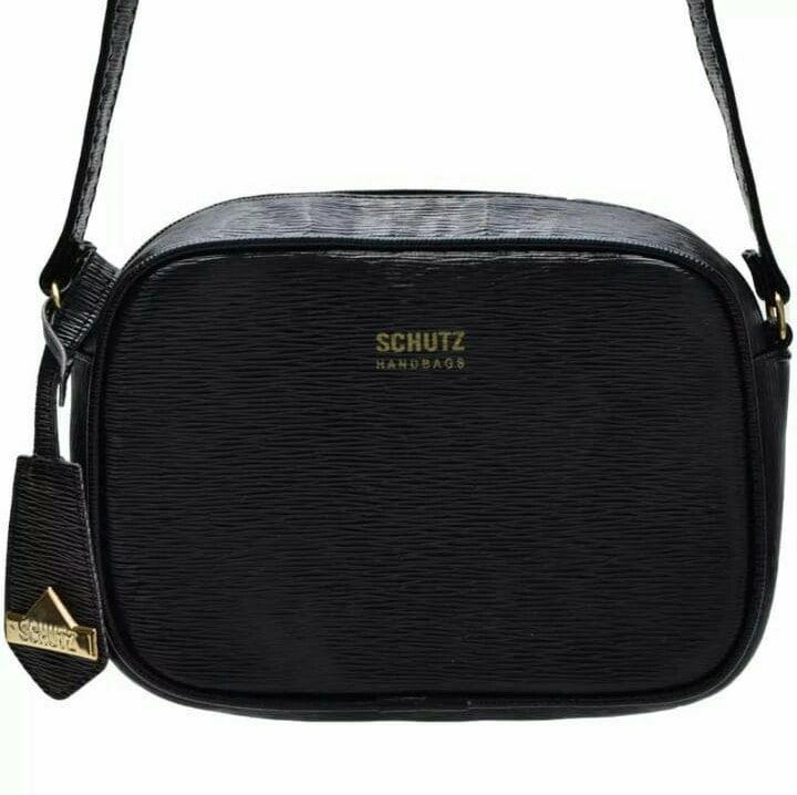 d3780c5a6 Bolsa Transversal De Passeio Schutz Com Caixa E Saquinho - R$ 44,90 ...