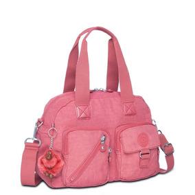 e1467123a Bolsas Kipling de Nylon Femininas Rosa claro no Mercado Livre Brasil