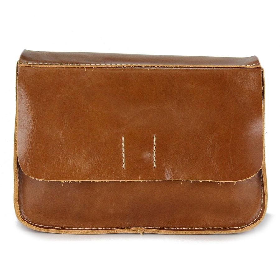 0b78419a6a bolsa transversal em couro lara pochete. Carregando zoom.