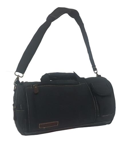 bolsa transversal feminina masculina academia casual em lona