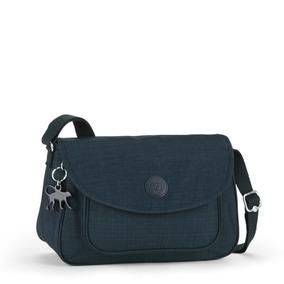3fb79c106 Bolsa Kipling Falsa - Calçados, Roupas e Bolsas Azul no Mercado Livre Brasil