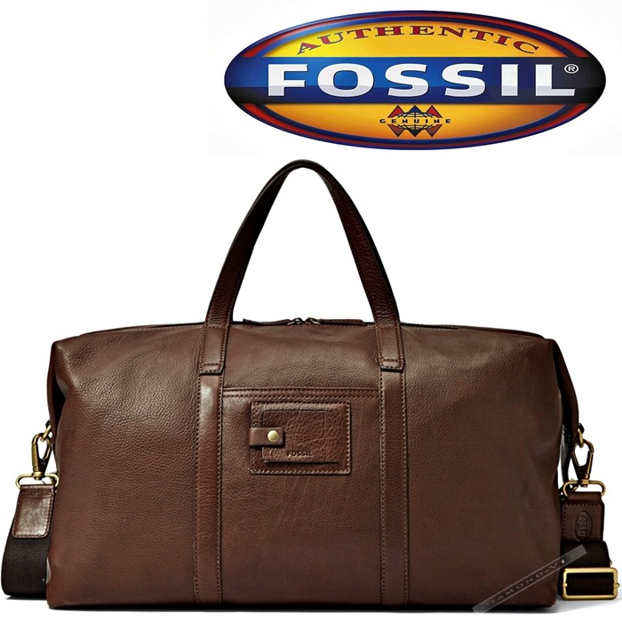 e7f30dc51bf4 Bolsa Transversal Masculina Tiracolo Couro Legítimo Fossil - R ...