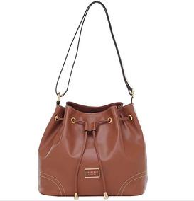 cbd0e4b1f Bolsa Em Couro Caramelo Smart Bag - Bolsa Outras Marcas no Mercado Livre  Brasil