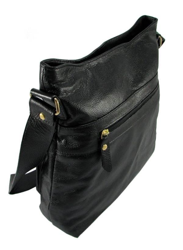 9b9f28c0b bolsa transversal tipo carteiro feminina couro legítimo. Carregando zoom.