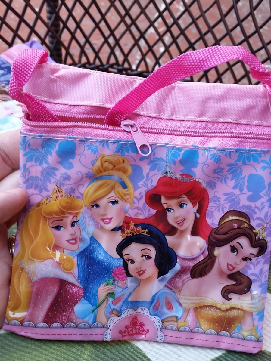 4009b6a63 bolsa transversal tiracolo infantil - princesas disney. Carregando zoom.