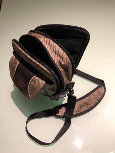 bolsa tumi, usada en buenas condiciones.