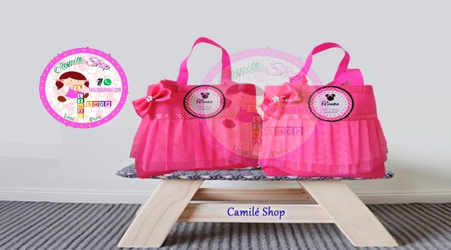 bolsa tutu princesa fiestas infantiles bautizo otros dulcera