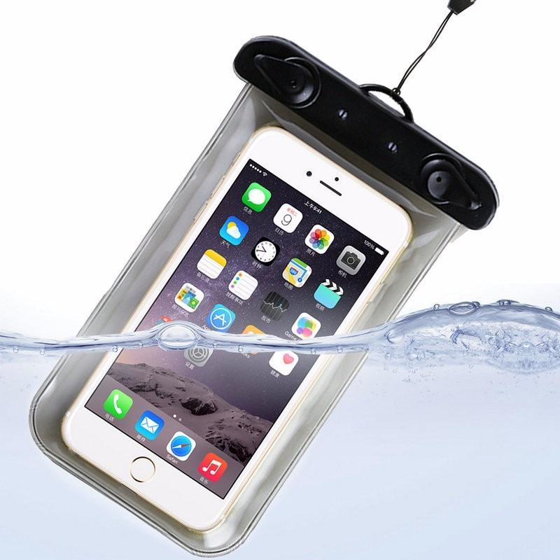 8d80cf44c85 bolsa universal case capa a prova d´agua celular, praia. Carregando zoom.