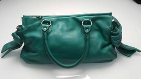 95b5e619f Bolsa Clutch Prada - Bolsas de Couro Verde musgo no Mercado Livre Brasil